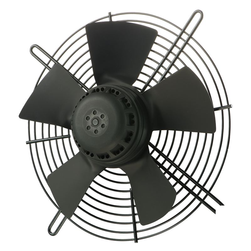 AC Aksiyal Fan (perçinli ø 250 mm)