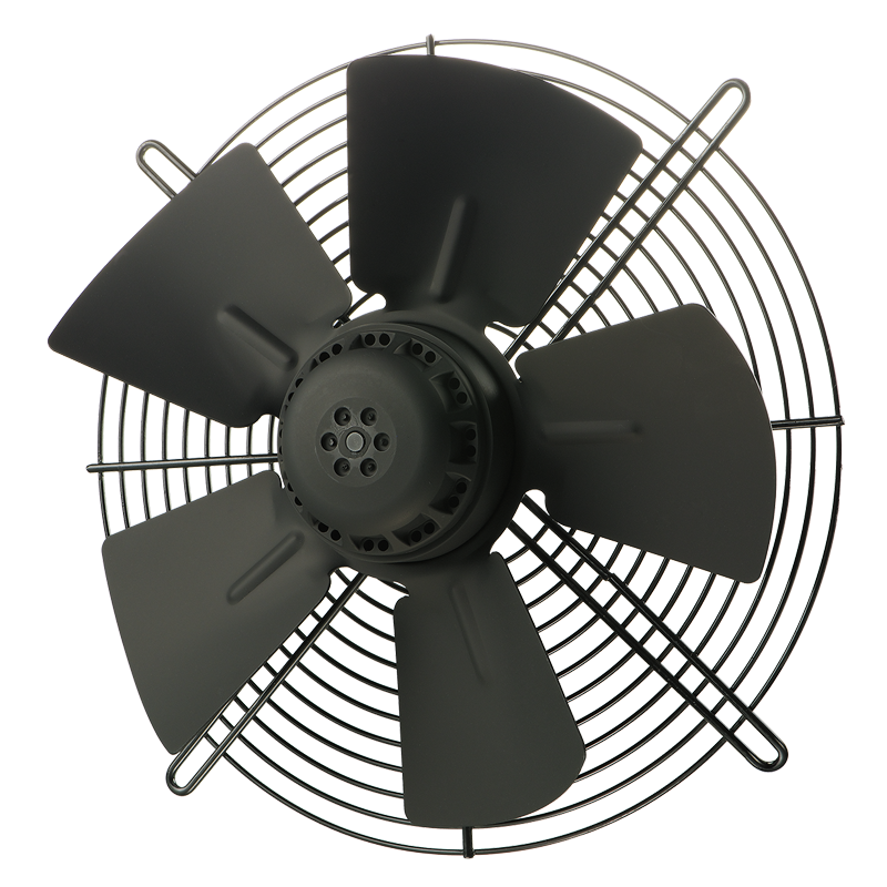 AC Aksiyal Fan (perçinli ø 300 mm)
